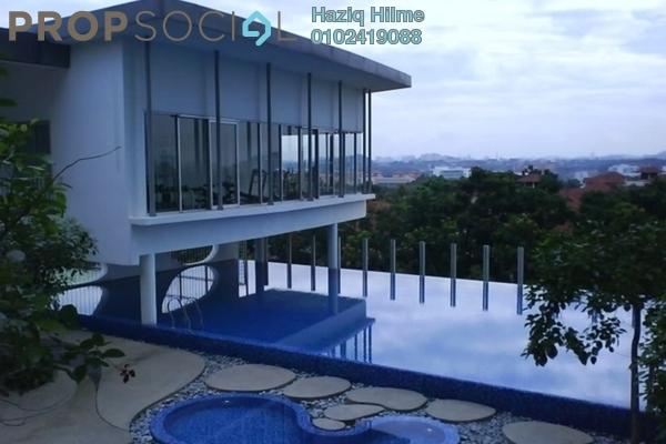 For Sale Condominium at Cyberia Crescent 2, Cyberjaya Freehold Unfurnished 3R/1B 240k
