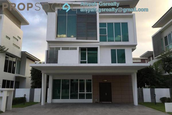 Bungalow For Sale in Jacaranda @ Garden Residence, Cyberjaya Freehold Fully Furnished 7R/6B 2.88m