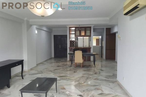 Condominium For Sale in Menara Polo, Ampang Hilir Freehold Semi Furnished 3R/2B 530k