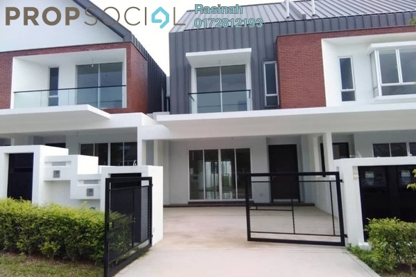 Terrace For Rent in Nara Homes @ Gamuda Gardens, Gamuda Gardens Freehold semi_furnished 4R/4B 3k