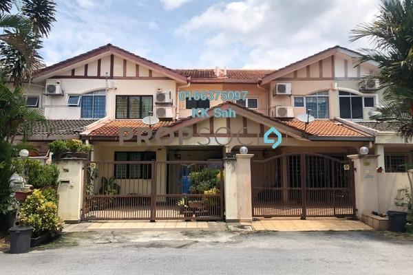 For Sale Terrace at Bandar Damai Perdana, Cheras South Freehold Semi Furnished 4R/3B 549k