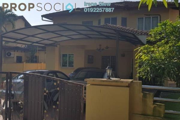 Bungalow For Sale in Rasah Kemayan, Seremban 2 Freehold Semi Furnished 4R/3B 590k