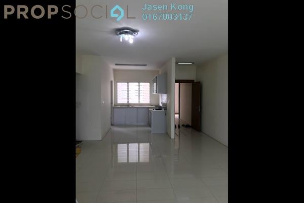 Condominium For Sale in Titiwangsa Sentral, Titiwangsa Freehold Semi Furnished 3R/2B 580k