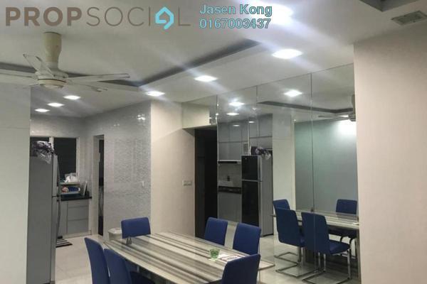 Condominium For Sale in Titiwangsa Sentral, Titiwangsa Freehold Fully Furnished 3R/2B 650k