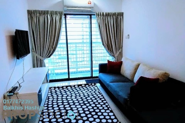 Serviced Residence For Rent in Alam Sanjung, Shah Alam Freehold Fully Furnished 3R/2B 1.8k