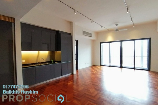 Condominium For Rent in The Mews, KLCC Freehold Semi Furnished 2R/2B 5.5k
