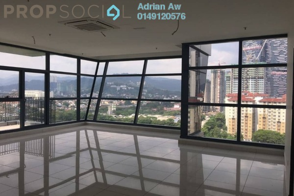SoHo/Studio For Rent in 3 Towers, Ampang Hilir Freehold Semi Furnished 0R/1B 4.5k