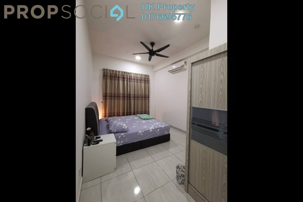 For Rent Condominium at BSP 21, Bandar Saujana Putra Freehold Fully Furnished 3R/2B 1.6k