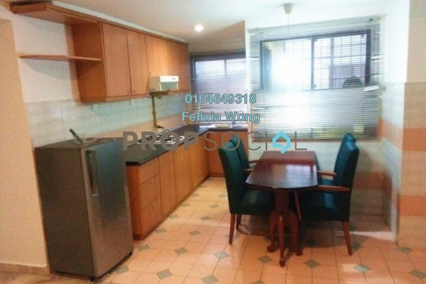 For Rent Condominium at Menara Polo, Ampang Hilir Freehold Semi Furnished 3R/2B 1.7k