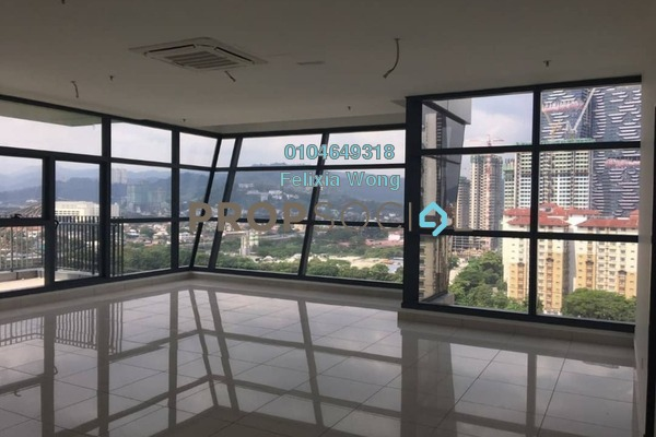 For Rent SoHo/Studio at 3 Towers, Ampang Hilir Freehold Semi Furnished 0R/1B 4.5k