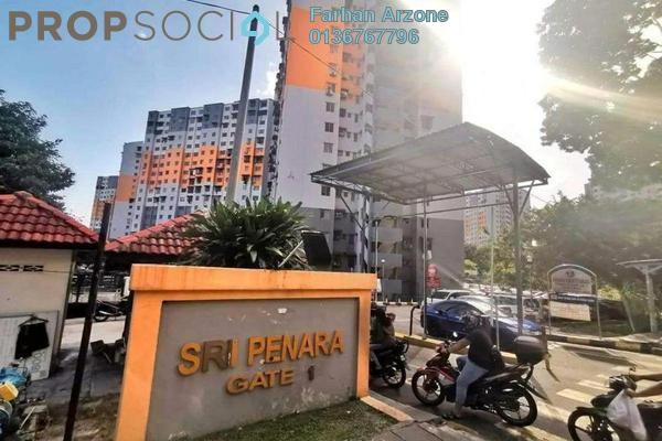 Apartment For Sale in Sri Penara, Bandar Sri Permaisuri Freehold Unfurnished 2R/2B 209k