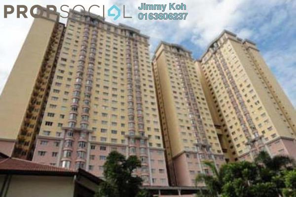 Condominium For Sale in Angkasa Condominiums, Cheras Freehold Unfurnished 3R/2B 350k