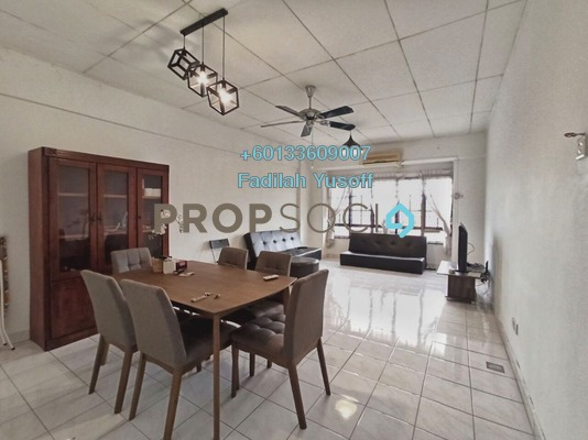 Condominium For Sale in Bayu Tasik 1, Bandar Sri Permaisuri Freehold Unfurnished 3R/2B 410k