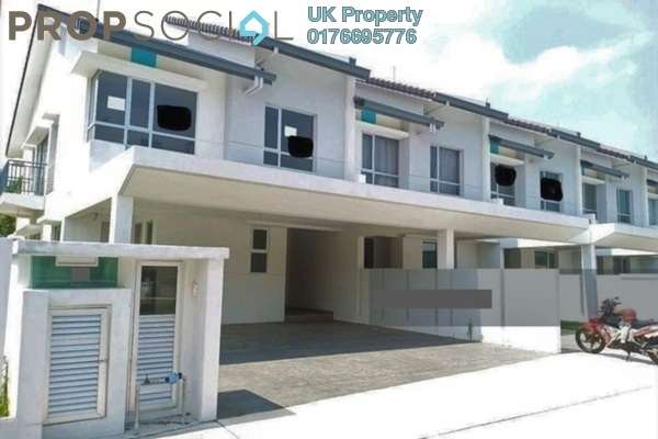 Superlink For Rent in Bayan, Tropicana Aman Freehold Semi Furnished 4R/4B 2.8k