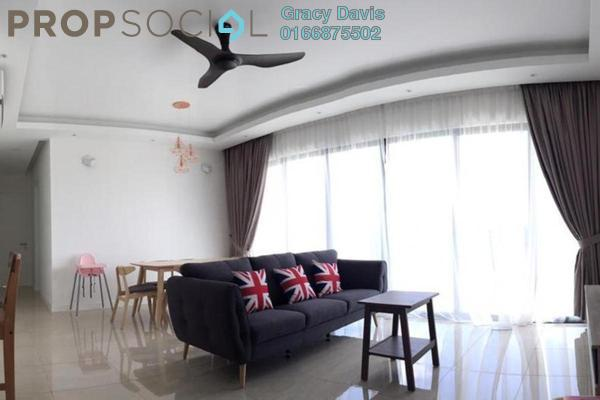Condominium For Rent in CloudTree, Bandar Damai Perdana Freehold Semi Furnished 3R/2B 1.6k