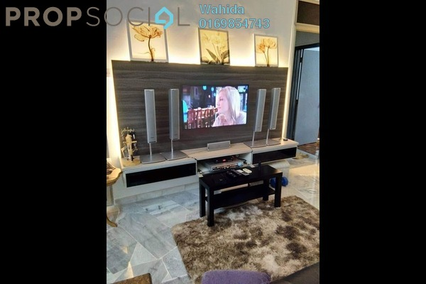 Apartment For Sale in Goodyear Court 10, UEP Subang Jaya Freehold Semi Furnished 3R/2B 350k