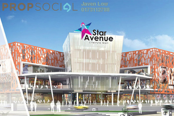 For Sale Shop at Star Avenue, Subang Freehold Semi Furnished 0R/0B 242k