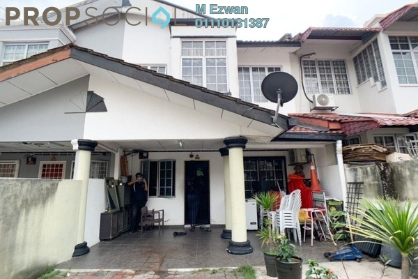 For Sale Terrace at Section 6, Kota Damansara Freehold Semi Furnished 3R/3B 650k