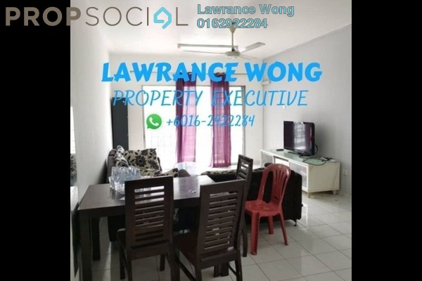 Condominium For Rent in Savanna 1, Bukit Jalil Freehold Fully Furnished 3R/2B 2k