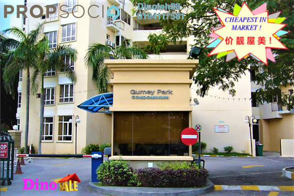 Condominium For Rent in Gurney Park, Gurney Drive Freehold Fully Furnished 3R/2B 1.6k
