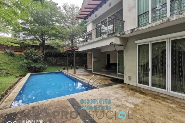 For Sale Bungalow at Section U9, Shah Alam Freehold Fully Furnished 6R/6B 2.7m