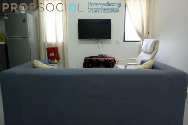 For Rent Condominium at Hyve, Cyberjaya Freehold Fully Furnished 1R/1B 1.2k