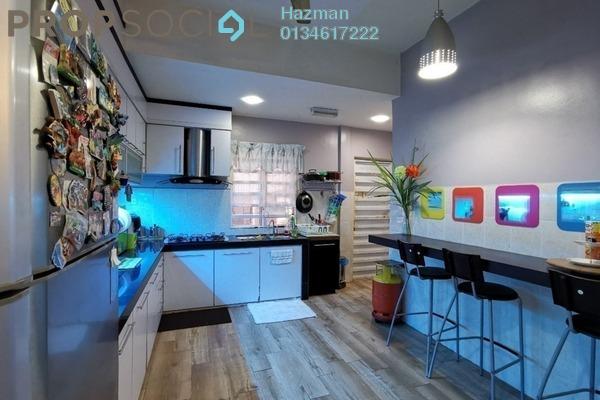 For Sale Terrace at Bandar Teknologi Kajang, Semenyih Leasehold Semi Furnished 3R/3B 530k