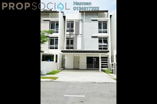 For Sale Link at Duta Villa, Putrajaya Freehold Semi Furnished 6R/6B 1.25m