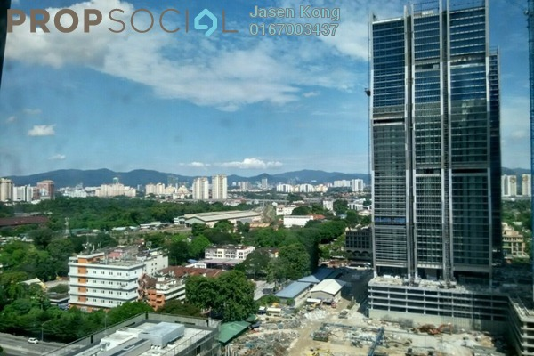 For Rent Condominium at The Capers, Sentul Freehold Semi Furnished 3R/3B 2.5k