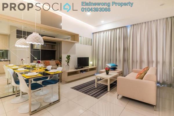 Condominium For Sale in Taman Midah Apartment, Cheras Freehold Semi Furnished 2R/2B 350k