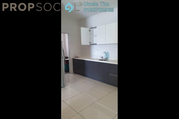 Serviced Residence For Rent in Spring Avenue, Kuchai Lama Freehold Semi Furnished 3R/2B 1.6k