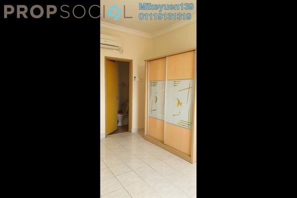 For Rent Condominium at Koi Tropika, Puchong Freehold Semi Furnished 3R/2B 1.2k