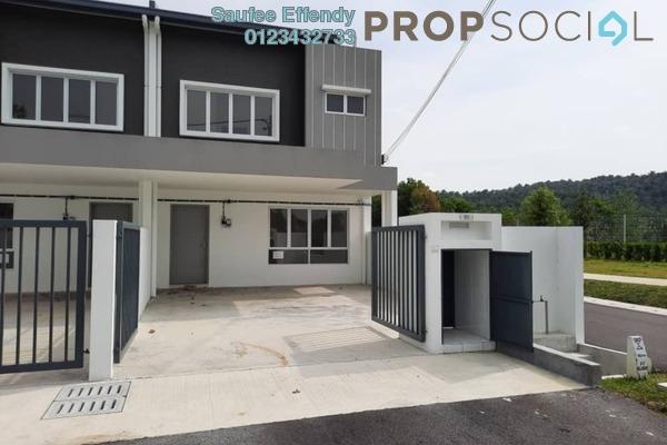 Terrace For Sale in Jalan Ambang Suria, Bandar Puncak Alam Freehold Unfurnished 4R/3B 450k