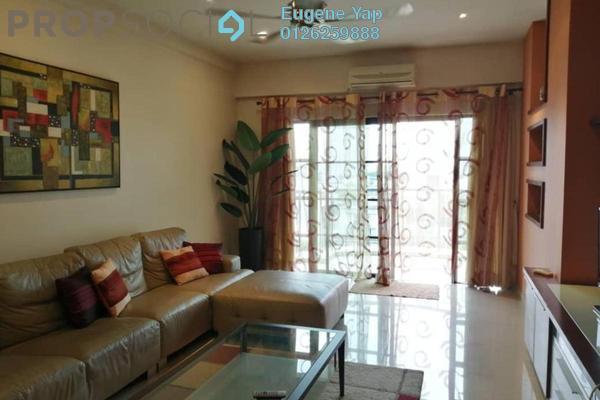 Condominium For Rent in Hartamas Regency 1, Dutamas Freehold Semi Furnished 4R/3B 4k