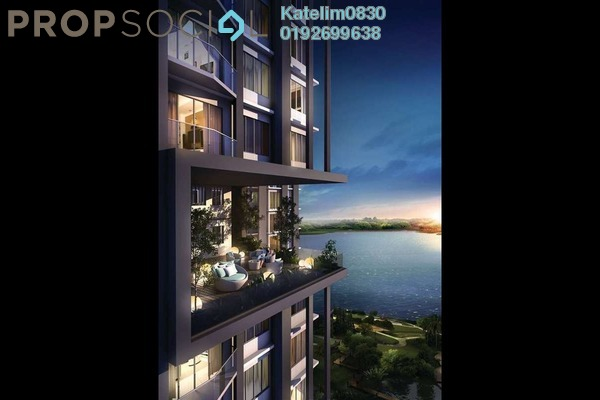 Condominium For Sale in Saujana Puchong, Puchong Leasehold Fully Furnished 3R/2B 299k