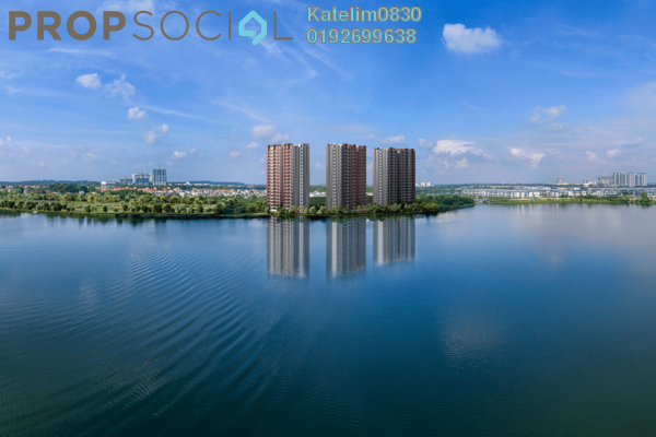 Condominium For Sale in Puchong Hartamas, Puchong Leasehold Fully Furnished 3R/2B 299k