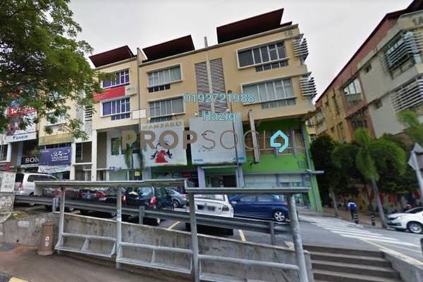 For Sale Shop at Desa Putra, Wangsa Maju Freehold Semi Furnished 0R/0B 7.5m