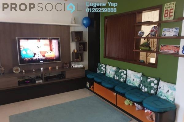 Semi-Detached For Sale in Ascott Hill, Bukit Rahman Putra Freehold Fully Furnished 4R/4B 1.1m