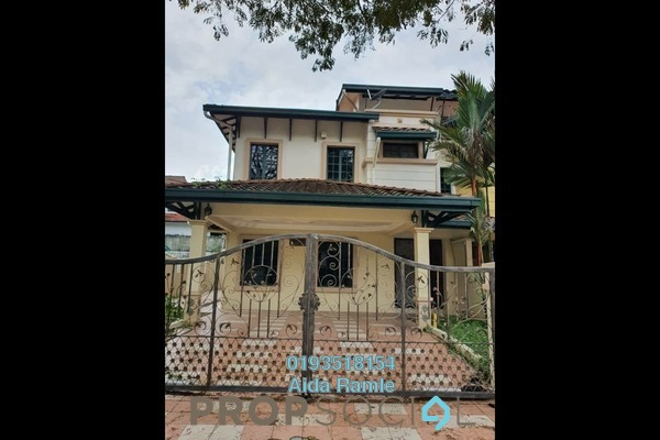 Semi-Detached For Sale in Tiara Kemensah, Kemensah Freehold Semi Furnished 5R/3B 1.4m