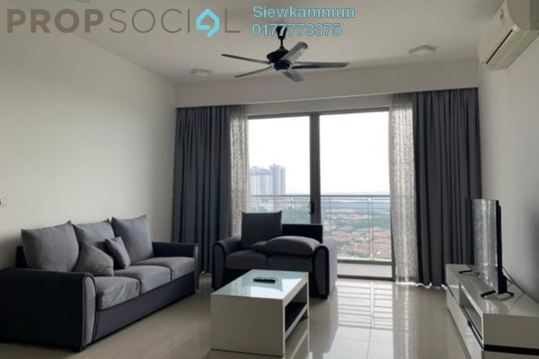 Condominium For Rent in The Westside One, Desa ParkCity Freehold Fully Furnished 3R/2B 3.5k
