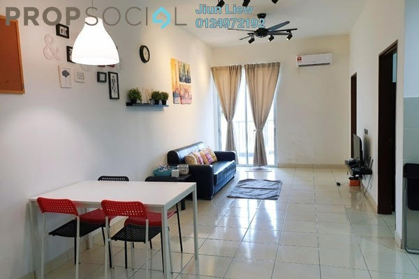 Condominium For Sale in Ascotte Boulevard, Semenyih Freehold Fully Furnished 3R/2B 290k