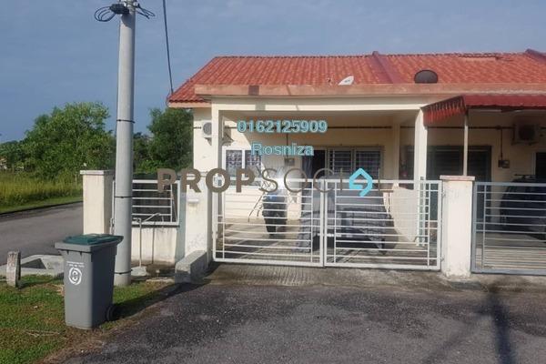 Terrace For Sale in Taman Bagan Kurnia, Port Dickson Freehold Unfurnished 3R/2B 230k