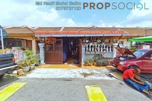 Terrace For Sale in Bandar Mahkota Banting, Banting Freehold Unfurnished 3R/2B 285k