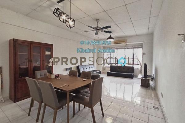 Apartment For Sale in Bayu Tasik 1, Bandar Sri Permaisuri Freehold Fully Furnished 3R/2B 410k