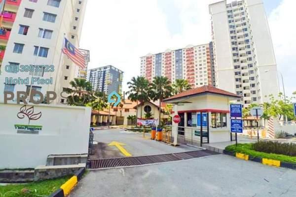 Apartment For Sale in Vista Pinggiran, Bandar Putra Permai Freehold Unfurnished 3R/2B 260k