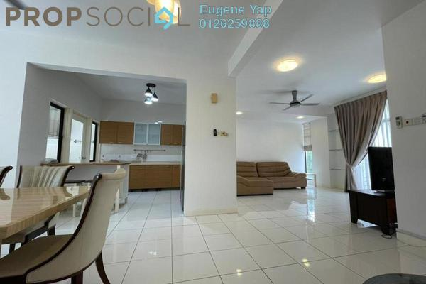 For Rent Terrace at Valencia, Sungai Buloh Freehold Fully Furnished 3R/3B 3.5k