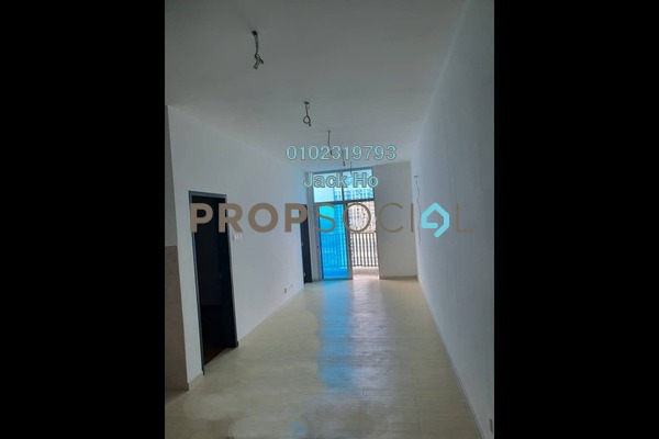Condominium For Rent in LakeFront Homes, Cyberjaya Freehold Unfurnished 3R/2B 1.15k