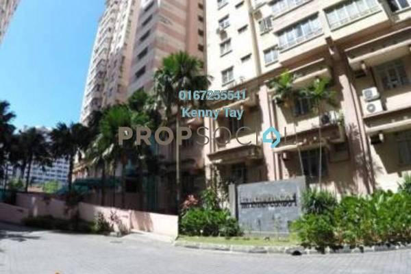 Condominium For Sale in Sri Intan 1, Jalan Ipoh Freehold Semi Furnished 3R/2B 335k