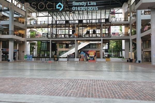 Shop For Sale in Tamarind Square, Cyberjaya Freehold Unfurnished 0R/2B 593k