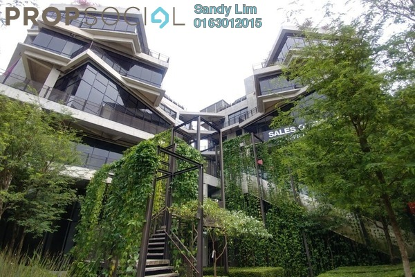 Shop For Sale in Tamarind Square, Cyberjaya Freehold Unfurnished 0R/2B 2.02m